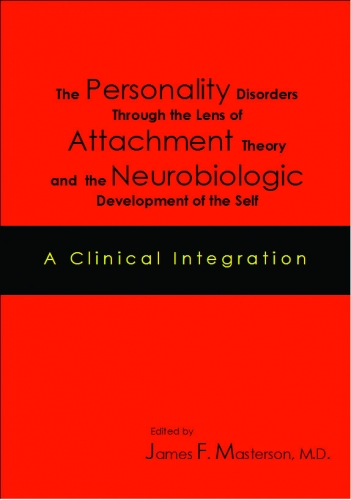 Personality Disorders Through the Lens of Attachment Theory Book Cover