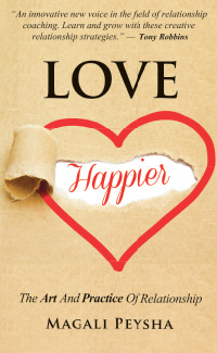 Love Happier Book Cover