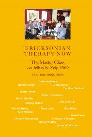 Ericksonian Master Class Jeff Zeig